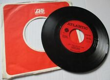 CLARENCE CARTER     PATCHES c/w I CANT LEAVE YOUR LOVE   ALONE 1970 UK ATLANTIC