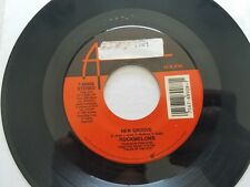 """ROCKMELONS - New Groove / Dreams In The Empty City 1988 DOWNTEMPO SYNTH POP 7"""""""