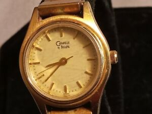 Caravelle by bulova T5  Ladies Watch - New battery