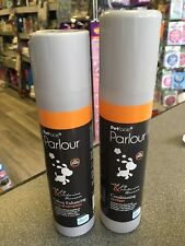 Petface Parlour Dog Shampoo Conditioner Spritzer Wild Fig Nectarine Blossom