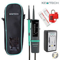 Kewtech KEWISO1 Isolation Kit with KT1710 Voltage Tester Proving Unit and more