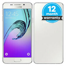 Samsung Galaxy A3 (2016) A310F - 16GB - White (Unlocked) Very Good Condition