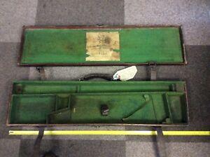 Vintage shotgun/rifle case