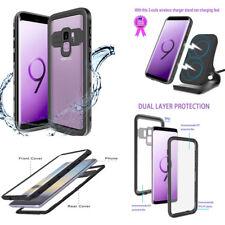 Samsung Galaxy S9 Plus/ S9 Waterproof Case Underwater Shockproof Dirtproof Cover