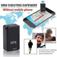 Mini Magnetic GPS Tracker GF07 Real-time Car Truck Vehicle Locator