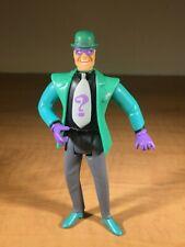 "1993 Kenner DC Comics Batman Riddler 4.75"" Action Figure Loose"
