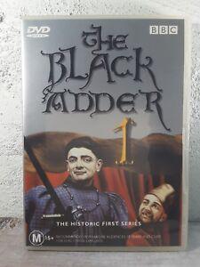 THE BLACK ADDER 1 DVD - Series One - Rowan Atkinson BBC