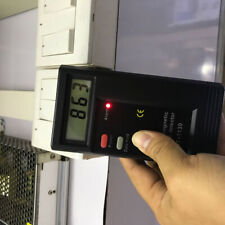 Portable Radiation Detector Geiger Counter Dosimeter Meter Kit 6F22 9V
