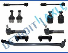 Brand New 11pc Complete Front Suspension Kit for 1992 - 1997 Ford F-350 4x4
