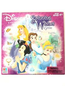 Spinning Wishes Disney Princess Game Replacement Pieces - You Choose
