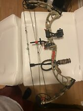 Pse Stinger 3G right handed compound bow ready to hunt!