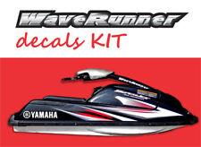 Yamaha Waverunner Super Jet Autocollants, Stand Up Autocollant, aufkleber, adesivi 2008