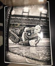 Bernie Parent 16x20 Winter Classic Philadelphia Flyers Autographed Signed Photo