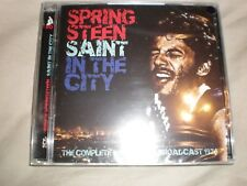 bruce springsteen saint in the city cd neuf sous blister
