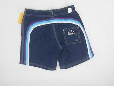 "SUNDEK - Costume Boardshort JR 12"" - B505BDP02SN NAVY ELASTIC"