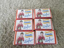 Canel's Chewing Gum with Julio Cesar Chavez on Wrapper 6 Pieces