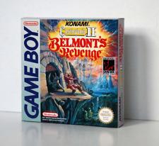 Boîte GAME BOY – Castlevania 2 Belmont's Revenge [FAH]