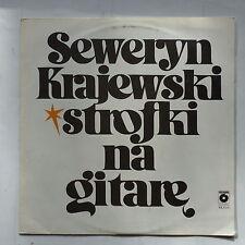 Seweryn Krajewski strofki na gitare SX 2115