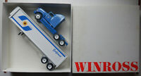 Sunflower Winross Diecast Truck & Trailer 1:64 033120DBT2