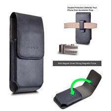 Motorola Moto Z2 Play, Z2, in pelle Force Case Clip Cintura Fondina sacchetto copertura VP