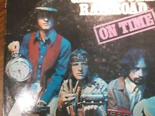Grand Funk Railroad LP On Time vinyl record Capitol ST-307