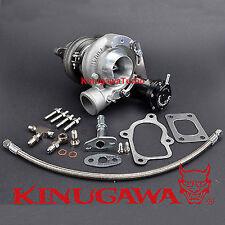 Kinugawa Billet Turbo Fits 92~00 Greddys Honda Civic TD04HL-19T-6cm w/ 9 Blades