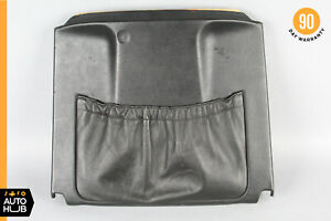 94-99 Mercedes W140 S320 S420 S500 Right Passenger Side Seat Back Cover Black