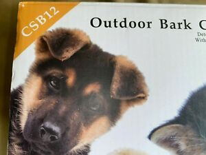 Outdoor Bark Control-Device to Control Dog Barking - CSB12