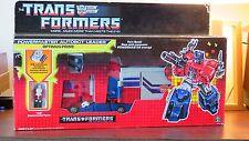 Transformers Optimus Prime G1 Powermaster 1987 Genuine