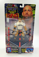 NEW Vintage 1999 WCW/NWO Bill Goldberg Ring Fighters Action Figure by Toy Biz