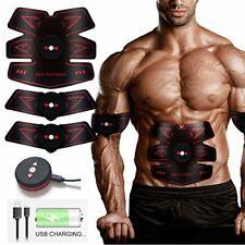 ABS Trainer Muscle Stimulator, Stomach Toner Abdominal Exerciser Slendertone ABS