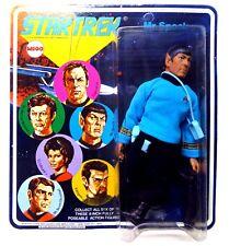 Star Trek Spock Mego 8 Inch Vintage Figure New NM+ 1974 Broken Leg Variant