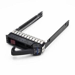 HP SFF 3.5'' Festplattenrahmen Tray Caddy für DL380 370 DL360 G5 SATA