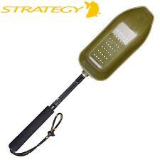 Strategy Short Bait Spoon Wide with holes - Futterschaufel, Futterkelle