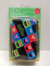 DreamGear Sesame Street Universal Soft Case For Nintendo DS, DSi, LITE, XL, 3DS