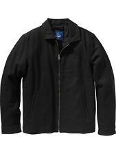 OLD NAVY Mens Wool Blend Jacket Coat Regular and Tall Size S,M,3XL,MT,LT,XLT NEW