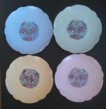 Limoges Plates Floral Vintage Choice of 1