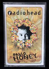 Radiohead - Pablo Honey - Cassette - 1992 / 1993