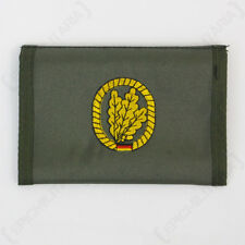 Cartera de Infantería de Luz Verde Oliva-Ejército Alemán Bundeswehr gancho y Bucle Nuevo