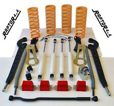 """Raptor 4x4 'Extreme' Suspension Lift Kit +4"""" Land Rover Defender 90 Discovery 1"""