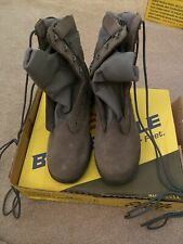 BELLEVILLE 610Z ST HOT WEATHER SOFT TOE TACTICAL COMBAT BOOTS MENS 9R