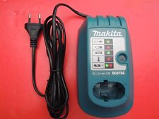 MAKITA CHARGEUR de batterie ORIGINAL 7,2 V DC DC07SA Li ion  voir photos