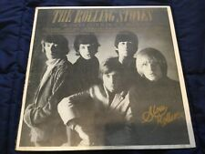 THE ROLLING STONES SLOW ROLLERS Argentina  vinyl! Spanish trucking list-LP