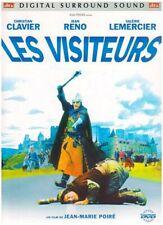les visiteurs DVD [ NEUF ] jean Marie Poiré , Christian Clavier, Jean Réno