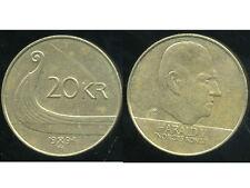 NORVEGE  20 kroner  1994 ( bis )