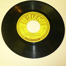 COUNTRY 45RPM EP RECORD - JOHNNY CASH - SUN EPA 112 - NO COVER