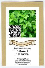 Stevia,Süßkraut (100+ Samen)