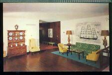 Unused Groton Motor Inn A Knott Hotel GROTON CONNECTICUT Vintage Chrome Postcard