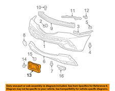Acura HONDA OEM 07-08 MDX-License Plate Bracket Mount Holder 71180STXA00ZA