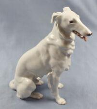 barsoi Figur Bing Gröhndahl figur borzoi porzellan porzellanfigur hund 1970